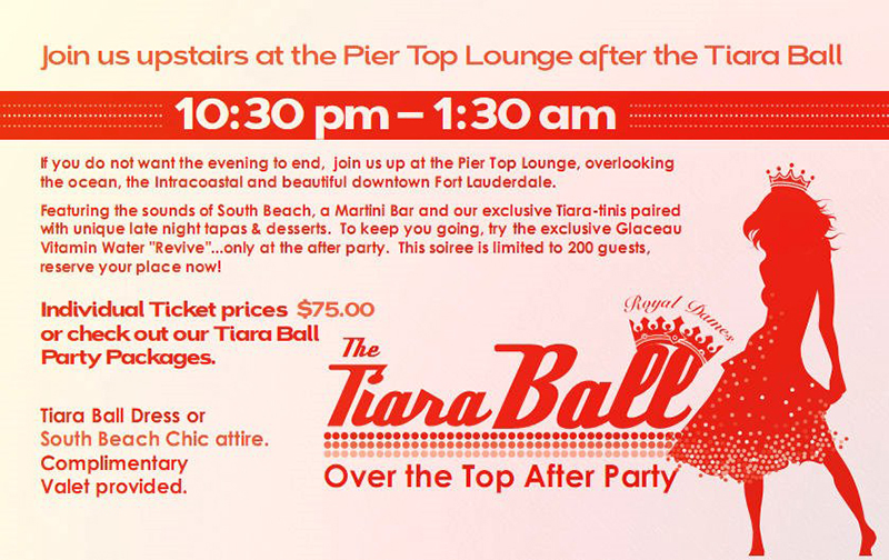 Over the Top After Party Invite