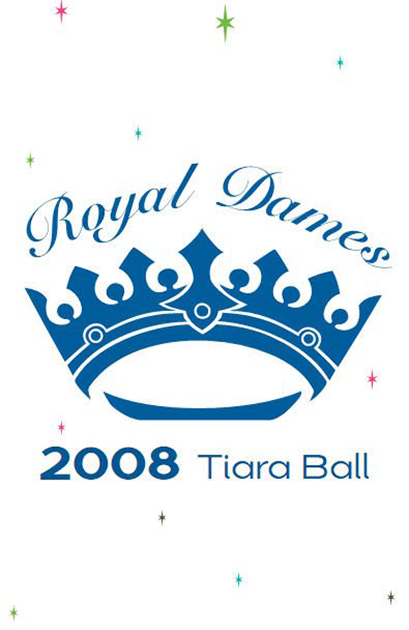 A Time for Remembering Tiara Ball Invite - front