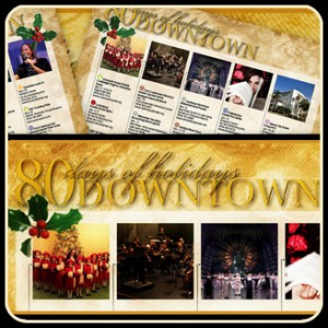 80 Days of Holidays Downtown FTL