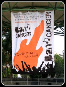 BAN CANCER