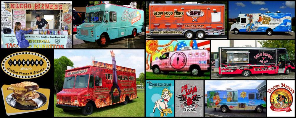 Riverwalk Food Trucks