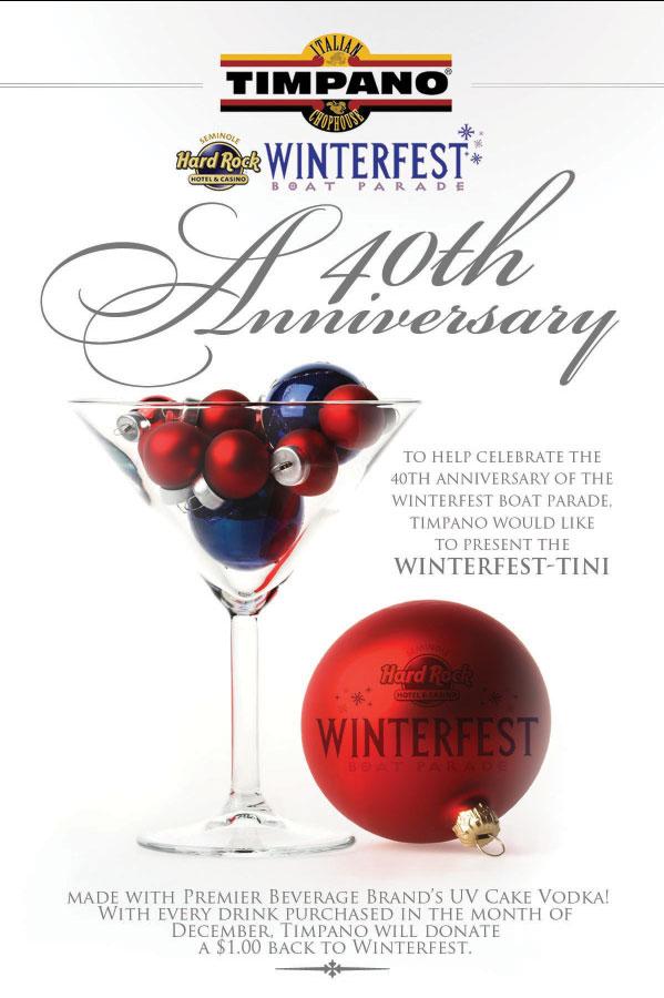 Winterfest-Tini